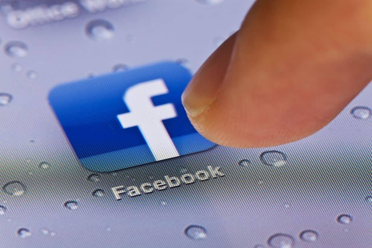 在中國Facebook不能使用